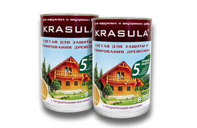 Краска Krasula
