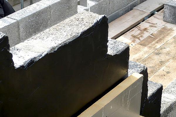 Обмазочная наружная гидроизоляция цена как расценить наливной пол