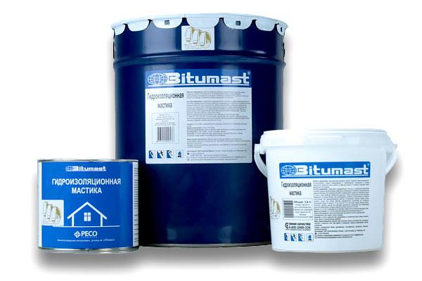 Мастика каучукобитумная bitumast ее свойства наливные полы ультралайн 03